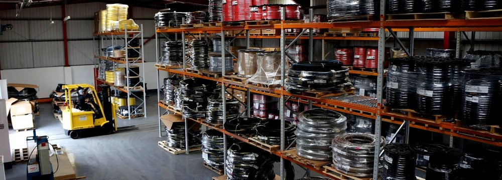 Extensive Inventory -