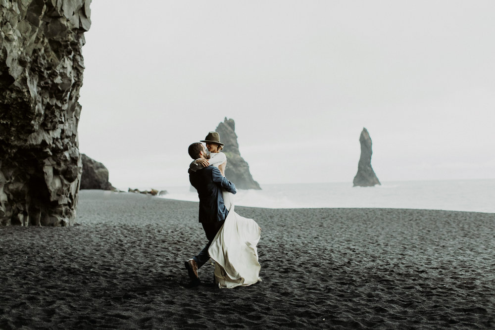 IceLand Wedding Weekend -