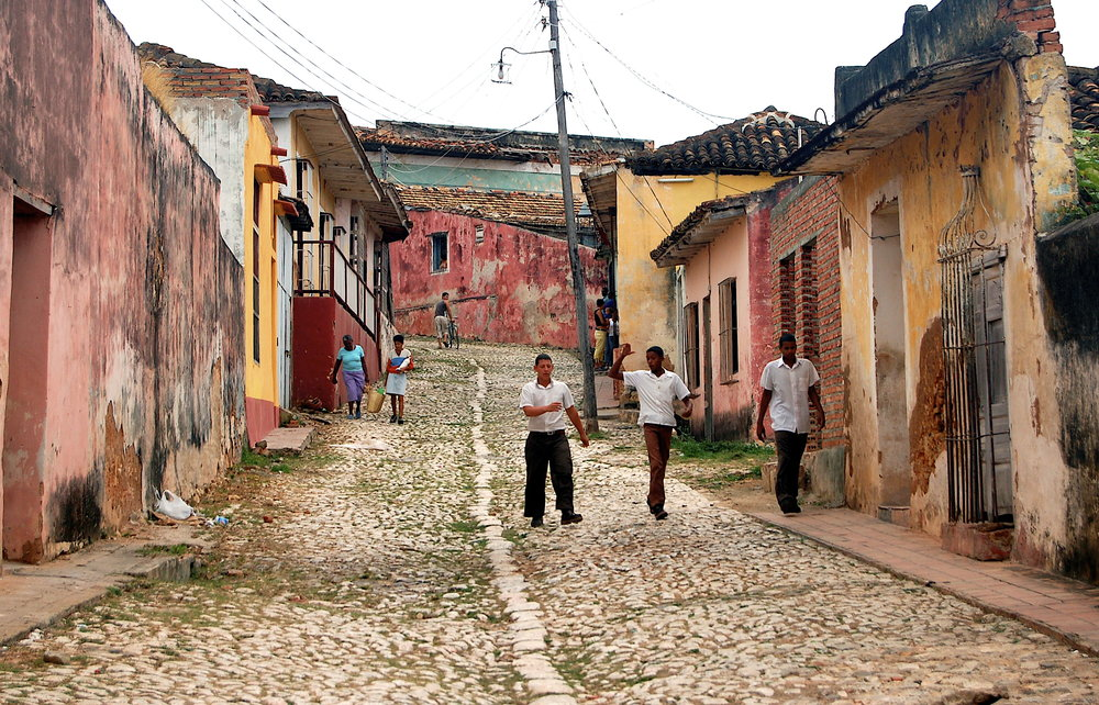 CUBA AND South America -