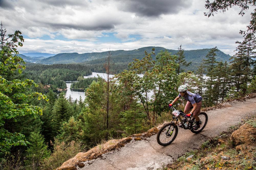 Photo Credit @ BC Bike Race/Todd Weselake