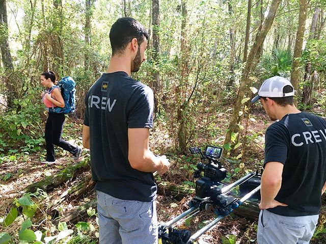Spent some time in the woods yesterday. Great client, great locations and great talent (👀 @dreamteam_artistry)- our kind of shoot.