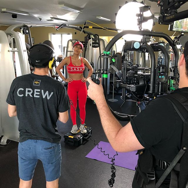 No need to lift weights, we've got the Movi Pro.