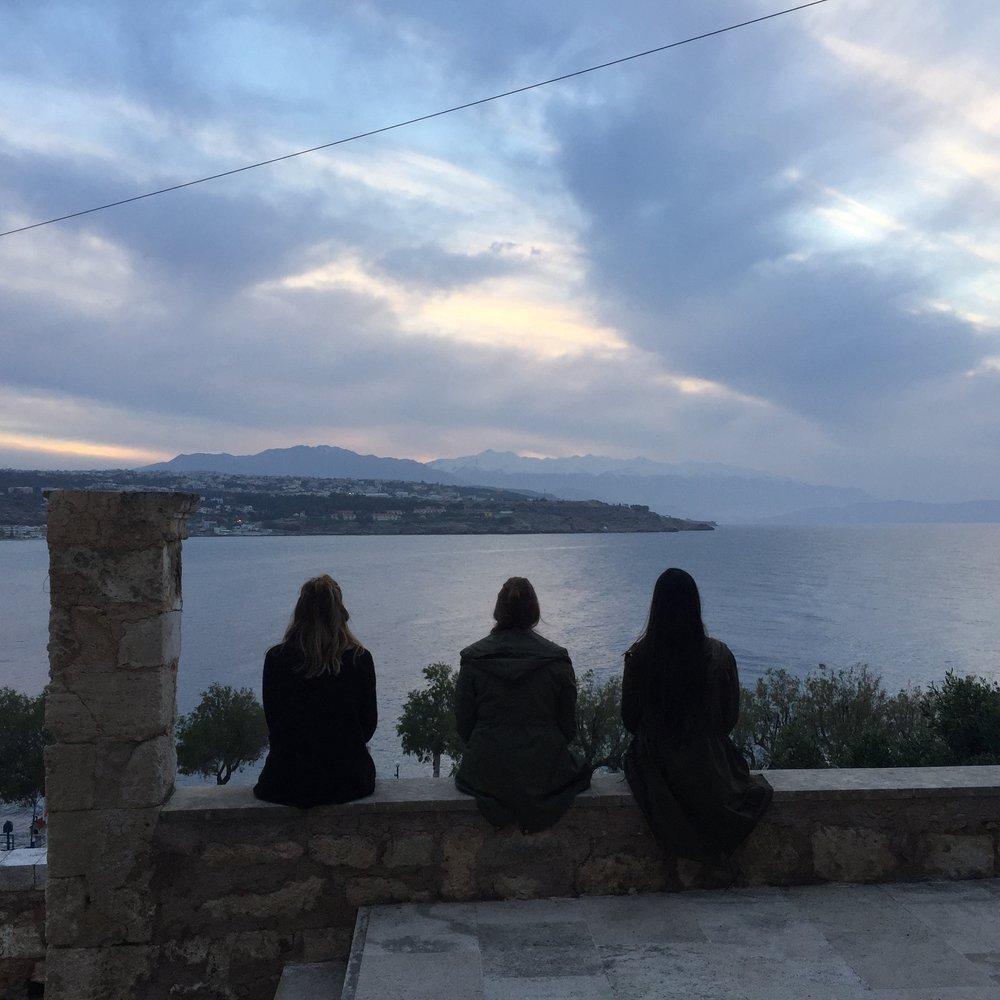 Greece-y Girls