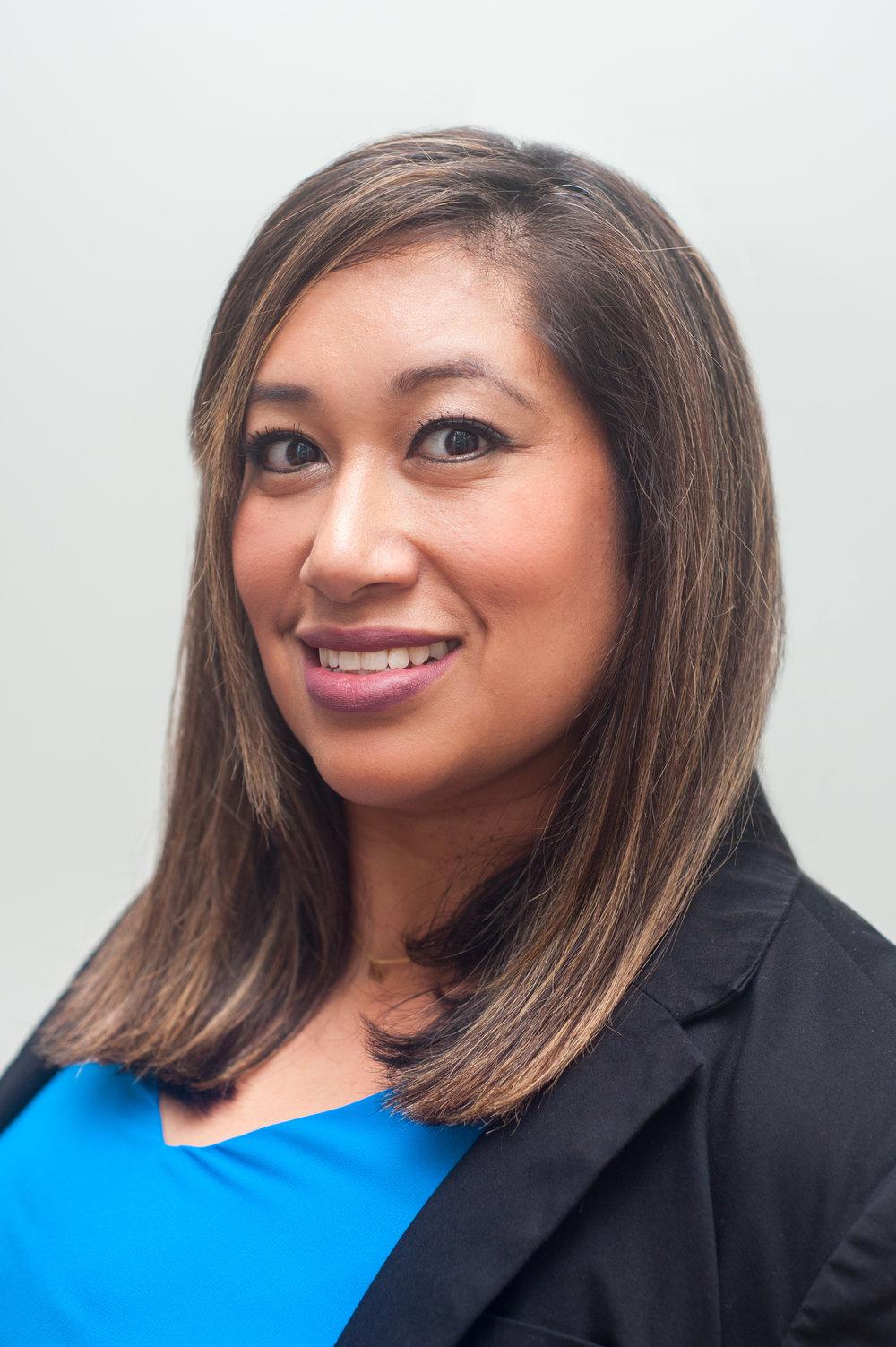 Sandra Garcia, Receptionist