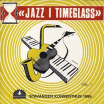 "1995  ""Jazz I Timeglass""  (Compilation CD from concert)"