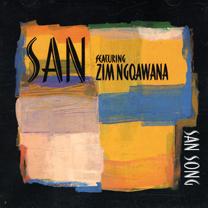 """1997  """"San Song""""  San Int. Ensemble NOR-CD 9720."""