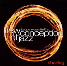 """1998  """"Sharing""""  Bugge Wesseltoft Sonet/Jazzland 538278-2"""