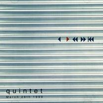 "1999  ""March 28th 1999""  Quintet bp99002cd."