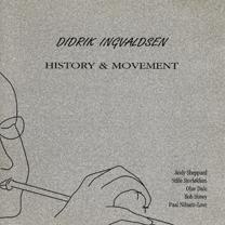 "2000   ""History & Movement""  Didrik Ingvaldsen, Da-Da- 4CD"