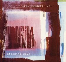 """2001  """"Standing Wave""""  Sten Sandell trio SOFA 504"""