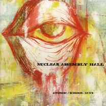 """2004  """"Nuclear Assembly Hall""""  Atomic School Days OD 12049"""