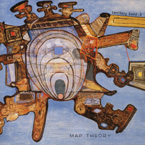 "2004  ""Map Theory""  Territory Band 3 OD 12060"
