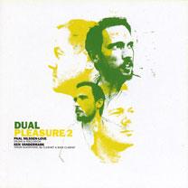 """2004  """"Dual Pleasure 2""""  Paal Nilssen-Love, Ken Vandermark,  STS 085CD"""