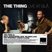 """2005  """"Live At Blå""""  The Thing STSJ099CD"""