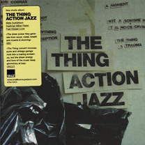 """2006  """"Actionjazz""""  The Thing Smalltown Superjazzz STSJ 123CD"""