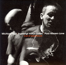 """2006 """"Live! at the SuperDeluxe"""" Michiyo Yagi, Ingebrigt Flaten, Paal Nilssen-Love Idiolect/Bomba Records BOM26002"""