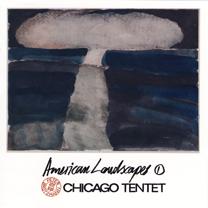 "2007 Chicago Tentet   ""American Landscapes (1)""   Peter Brötzmann: clarinet/tarogato/alto tenor-sax, Mats Gustafsson: baritone/slide-sax, Ken Vandermark: clarinet/baritone/tenor-sax, Joe McPhee: trumpet/alto-sax, Hannes Bauer: trombone, Per Åke Holmlander: tuba, Fred Longberg-Holm: cello, Kent Kessler: bass, Paal Nilssen-Love: drums, Michael Zerang: drums"