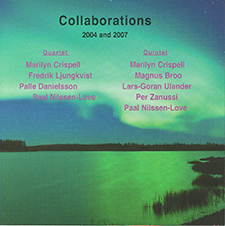 """2008 Various Artists  """"Collaborations"""""""