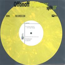 """2008 Onoffon/Jazkamer  Split 10"""""""