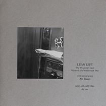 "2012 Lean Left  ""Live at Cafe Oto / Day 1 (VINYL)"""