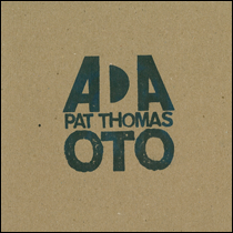 "2013 ADA  ""Pat Thomas OTO"""