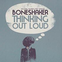 BONESHAKER  Mars Williams / Kent Kessler / Paal Nilssen-Love   THINKING OUT LOUD    TROST  RECORDS / TR158 / CD/LP/DL / 2017