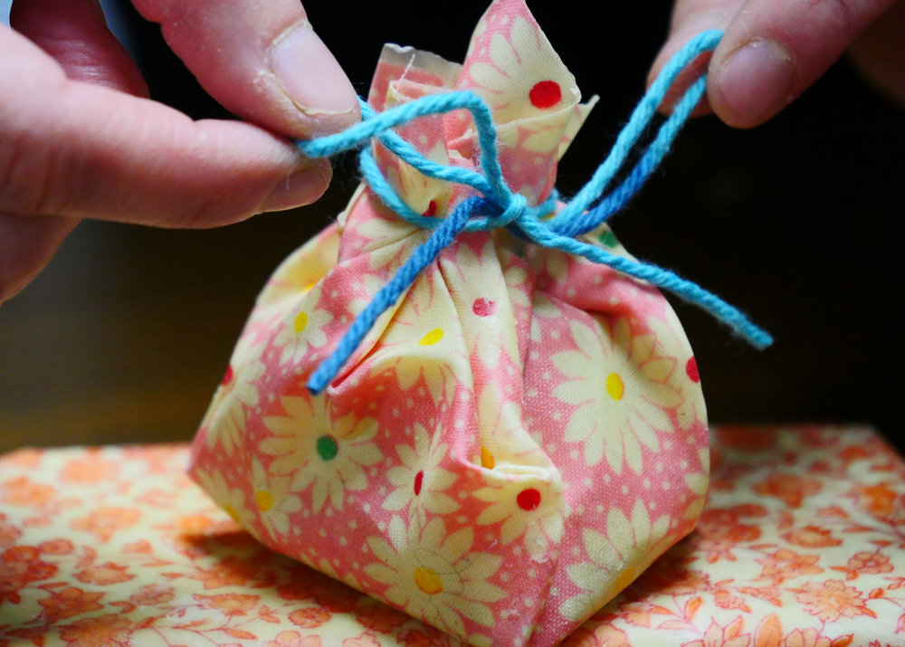 To care for your wrap, wash it in cool water with mild dish soap. - It can last for several months depending on use.
