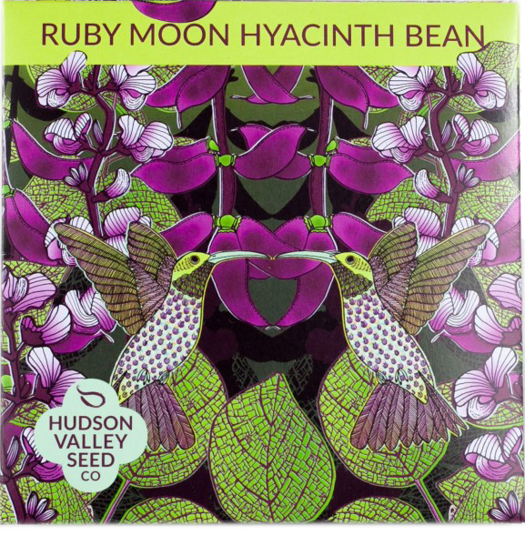 - Hudson Valley Seed Co. offers beautiful heirloom & open-pollinated seeds for a variety of vegetables, flowers & herbs. Artists submit their work to be featured on the packaging, making these truly beautiful, from start to finish!