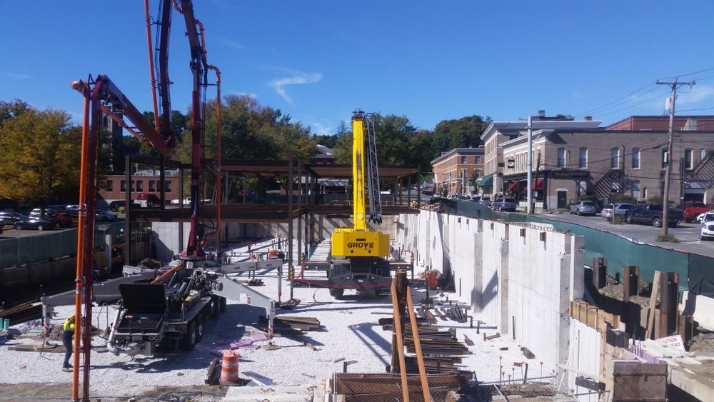 OCT 6,  2018 - Steel goes up!
