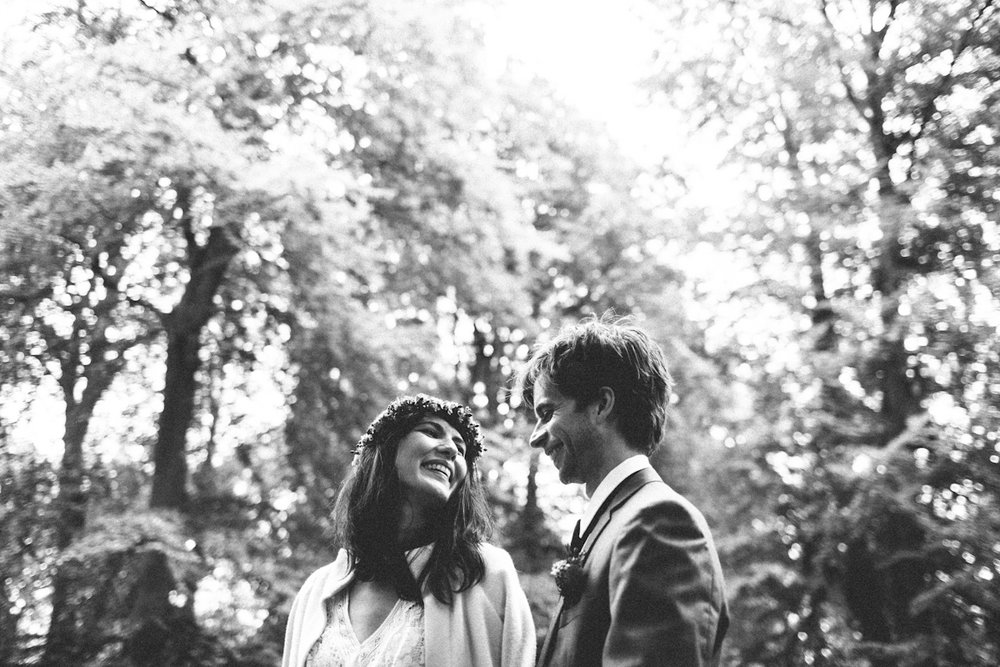 Soumali + James,10.10.13 - Although foreign elopements other than in the Copenhagen City Hall and outdoor weddings in general are rare in Denmark, Sofie took up the challenge. With her expertise, she sorted out the paperwork and permissions to make it all possible to hold our ceremony under a beautiful old oak tree in Dyrehaven. We had the most amazing celebrant! Sofie was friendly, efficient, low key and professional, and we had full confidence that everything would run smoothly and stress-free. We feel lucky to have found Sofie when planning our elopement - it wouldn't have been possible in the way we dreamed without her.Soumali and James, Sydney, Australia