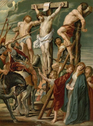 Peter Paul after Rubens - The Lance Thrust  - (MeisterDrucke-384844).jpg