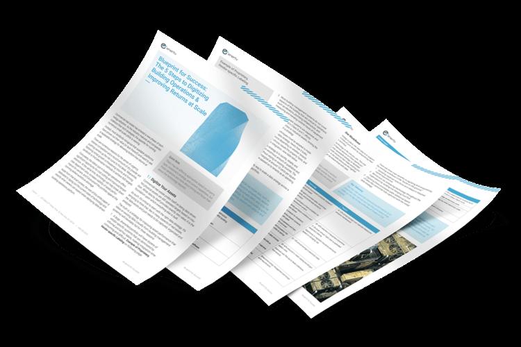 Blueprint For Success Digitize Operations Improve Returns