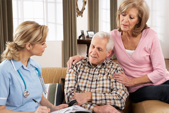 Skilled Nursing Services -