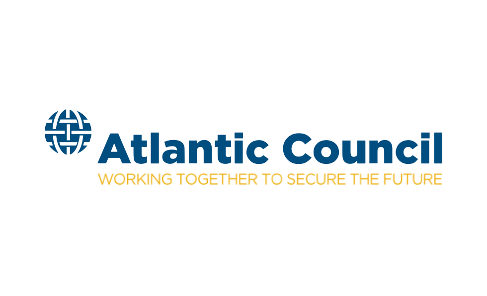 Atlantic Council   A DC-based think tank that promotes constructive leadership and engagement in international affairs based on the Atlantic Community's central role in meeting global challenges. Through the papers they write, the ideas they generate, and the communities they build, the Atlantic Council shapes policy choices and strategies to create a more secure and prosperous world.