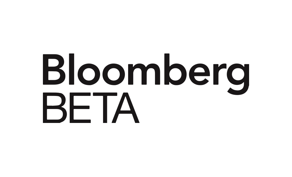Bloomberg BETA   An early-stage venture firm with $150 million under management backed by  Bloomberg L.P. , focused on the future of work. Bloomberg Beta expands Bloomberg's horizons by investing in companies that make business work better, with a focus on machine intelligence.
