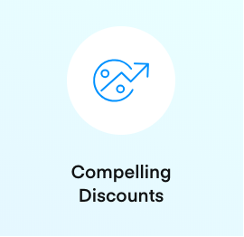 Compelling Discounts