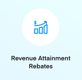 Revenue Attainment Rebates