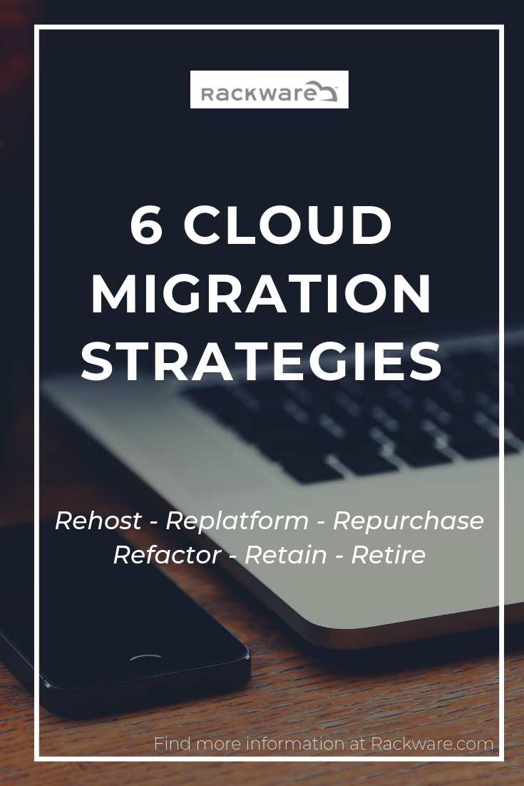 6 Cloud Migration Strategies