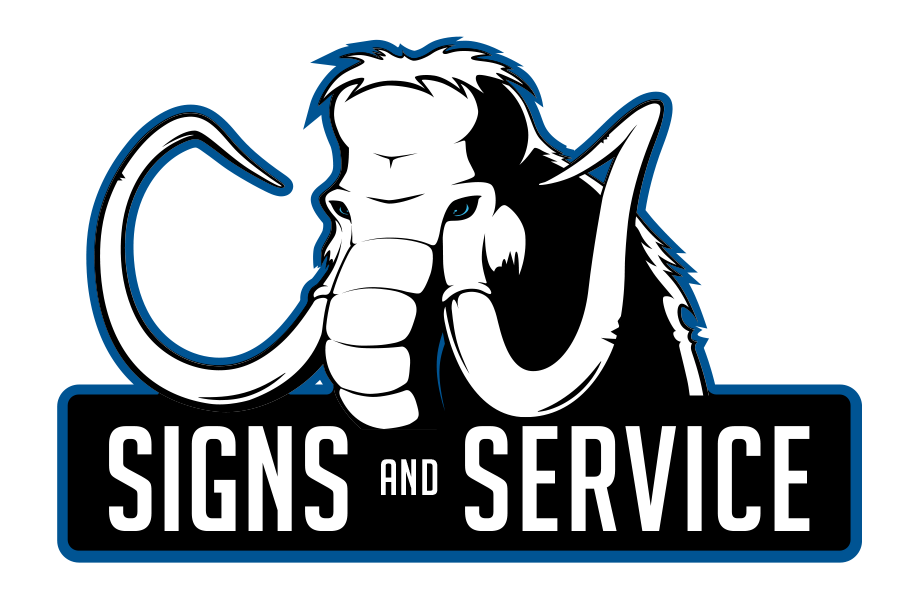 Mammoth Signs and Service