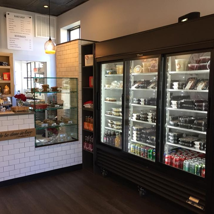PANTRY STAPLES - Available at in Asheville, 11:00 am - 6:30 pm, and Black Mountain, 2:00 pm - 6:30 pm. We offer a wide selection of ready-to-eat and heat-and-eat items. Browse our coolers and freezer individual entrees, sides and salads, and take the guesswork out of lunch and dinner! Learn more >>