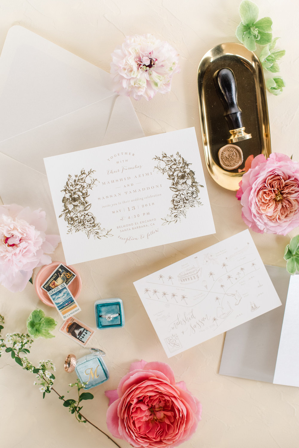 mahshid and sassan wedding with cluster events paper goods.jpg
