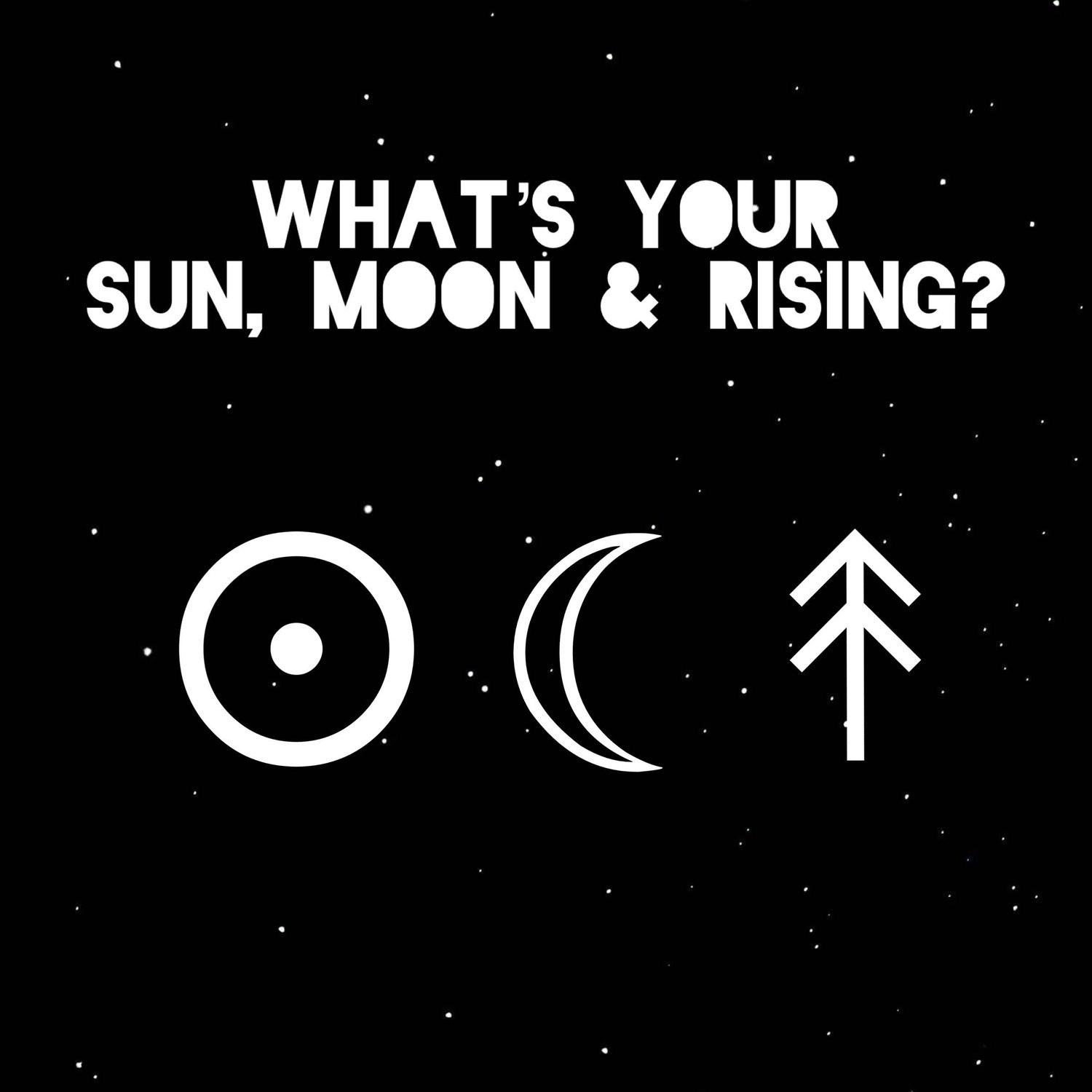 What S Your Sun Moon And Rising Signs Astrology Tarot Readings Blog