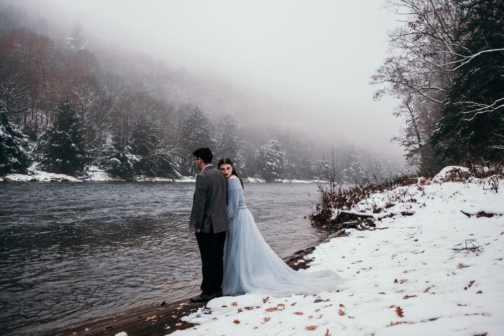 Weddings + engagments -