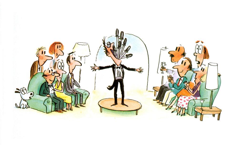 People cartoon