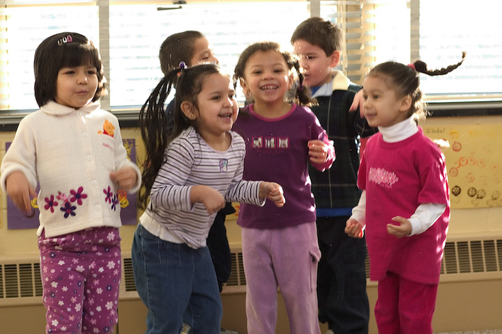 Early Childhood Success - We help children get a strong start in life, start school ready to succeed, and build critical reading skills to equip them for success in school, work and life.