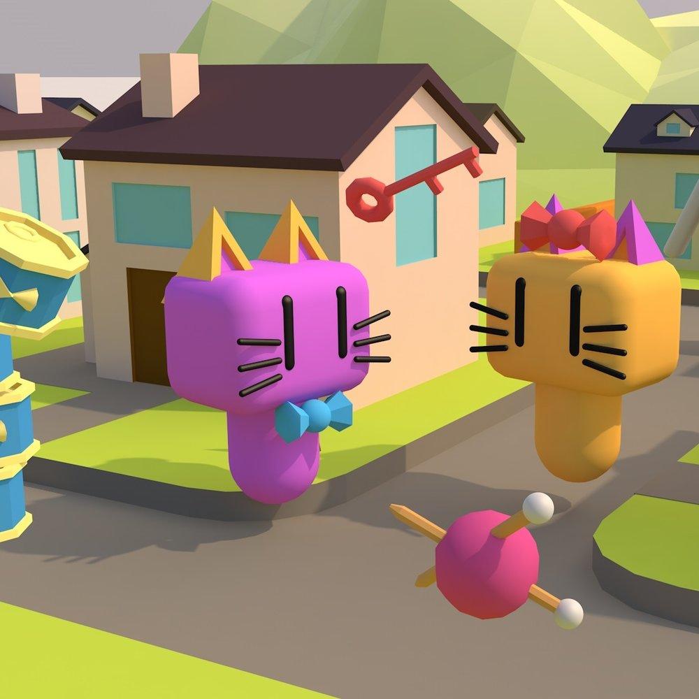 Cat-Chup!