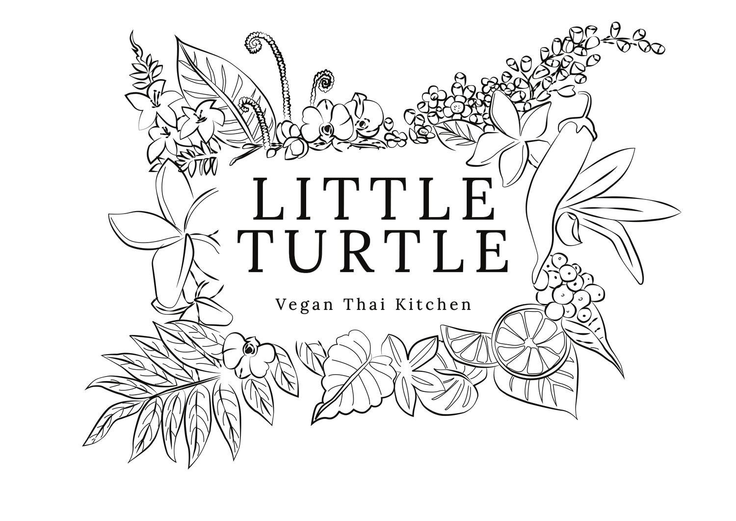 Little Turtle Vegan Restaurant