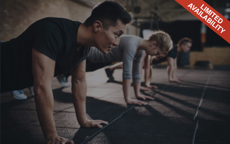 28 DAYS FOR £28 (LIMITED AVAILABILITY) - - 28 day Group Training sessions,- Complete Circuit Training,- Burn excess body-fat,- Improve cardiovascular and muscular endurance.