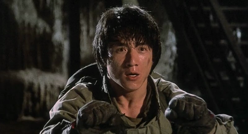 Jackie Chan's Armour of God 3: Looking Back, Moving Forward - Screen Power  — Mike Fury