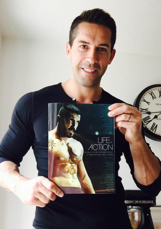 Scott Adkins with Life of Action